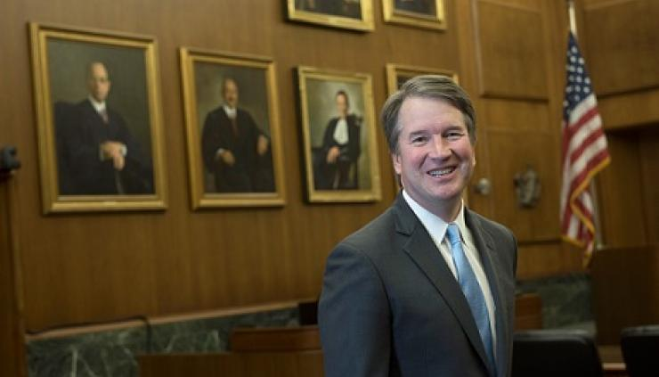 Supreme Court Justice Nominee Brett Kavanaugh