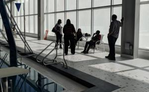 Members of the Baldwin County Public Pool Committee Tour a Pool in Another Georgia Municipality