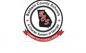 """Baldwin County Schools District Logo """"Committed to Excellence"""""""