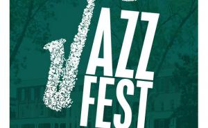 Georgia College Jazz Fest 2018 Logo