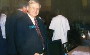 Former State Reprsentative Bobby Parham qualifying for his final election in 2008.