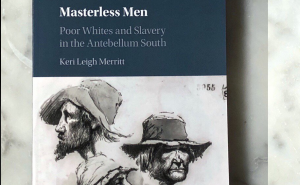 Keri Leigh Merritt's book Masterless Men: Poor Whites and Slavery in the Antebellum South
